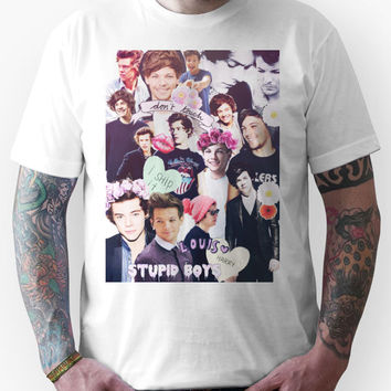 Larry Stylinson Collage Unisex T-Shirt