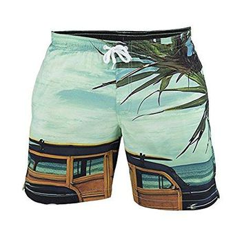US Dream Trip Swim Shorts