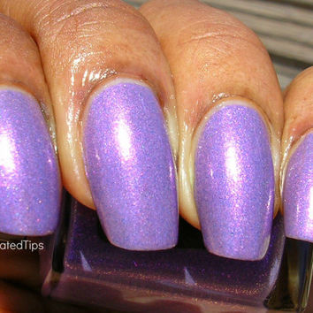 Marilla's Amethyst Brooch Full Sized Nail Lacquer : Green Gables Collection