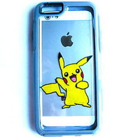 OTTERBOX Symmetry iPhone 6 case,pokemon go, Pikachu
