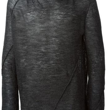 Lumen Et Umbra slub knit sweater