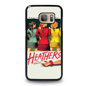 heathers broadway musical samsung galaxy s7 case cover  number 1