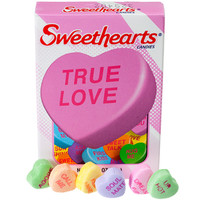 Sweethearts Candy Hearts Packs: 36-Piece Box