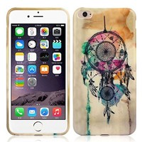 Suppion Brand New Romantic Dream Soft TPU Cover Case for Iphone 6 Plus 5.5 Inch
