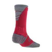 Nike Elite Vapor Crew Football Socks (Large) Size ONE SIZE (Red)