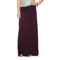 Empyre Shayla Blackberry Maxi Skirt