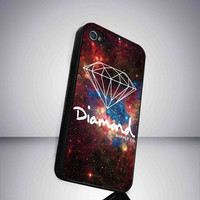 Case iphone 4 and 5 for Diamond Supply Co Galaxy by NichoAngelo