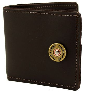 """""""The Traditionalist"""" Bi-Fold Wallet by Over Under Clothing"""