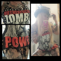 one of a kind rob zombie top