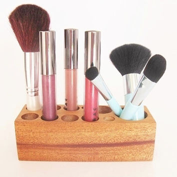Makeup Organizer Kabuki Brush Holder