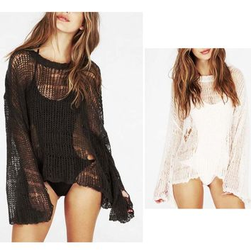 2017 New Women Swimwear Bikini Crochet Hollow Out Swimsuit Cover Up Beach Wear Swim Skirt Cover-Ups Knitted Ladies Bathing Suits