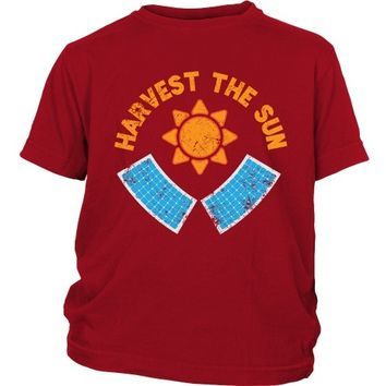 Harvest the Sun - Kid's Shirt