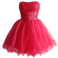 Faironly Cm3 Mini Short Formal Prom Dress