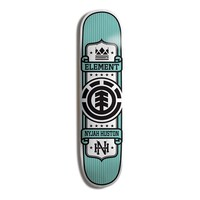 Element 					US 			Skateboards : Decks - Nyjah Represent 8.0