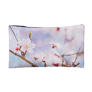 Japanese Cherry - Sakura In Bloom Makeup Bag