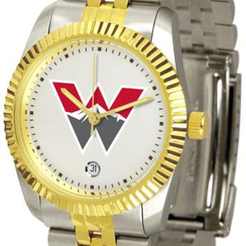 Western State Colorado University Mountaineers Men's Executive Watch
