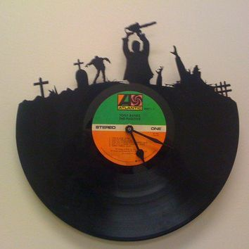 Zombie Clock b by MoralMustache on Etsy