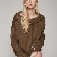 Free People Ashby Pullover