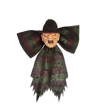 Freddy Light-Up Bow Halloween Decoration