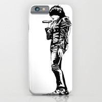 Gerard Way iPhone & iPod Case by Eszter