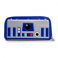 R2-D2 Zip Around Patent Wallet