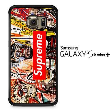 supreme to release collection featuring basquiats V1635 Samsung Galaxy S6 Edge Plus Ca