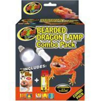 Zoo Med Laboratories Inc - Bearded Dragon Lamp Combo Pack