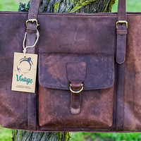 Leather Handmade Bags & Leather accessories