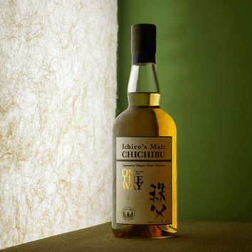 Ichiro's Malt Chichibu On The Way Japanese Single Malt Whisky