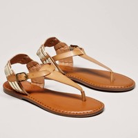 AEO Huarache T-Strap Sandal | American Eagle Outfitters