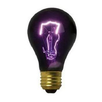 Black UV Light Bulb for Hand Dryer