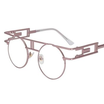 ROYAL GIRL Vintage punk Eyeglasses frames