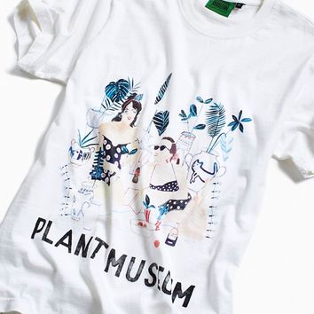 Plant Museum UO Exclusive Plant Room Tee | Urban Outfitters