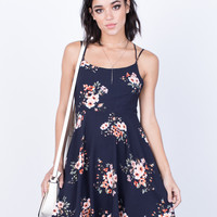 Your Vacay Floral Dress