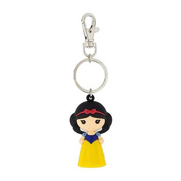 Disney Parks Belle Kawaii PVC Keychain New with Tags