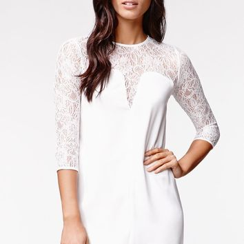 Renamed Lace Shift Dress - Womens Dress
