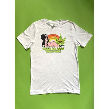 Weed Be Good Together Unisex Tee