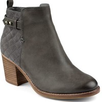 Sperry Top-Sider Ambrose Quilted Bootie Graphite, Size 12M  Women's Shoes