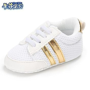 Soft Bottom Newborn shoes Baby Boys Girls Indoor Toddler Shoes 11 Colors 0-18 months Crib shoes Infant Sneakers First Walkers