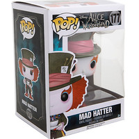 Funko Disney Alice In Wonderland Pop! Mad Hatter Vinyl Figure