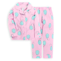 Toddler Pajama Clothing Sets Teens Sleepwear Children Footed Pajamas Kids Apparel Pijamas Menino Baby Summer Pyjama 70N017