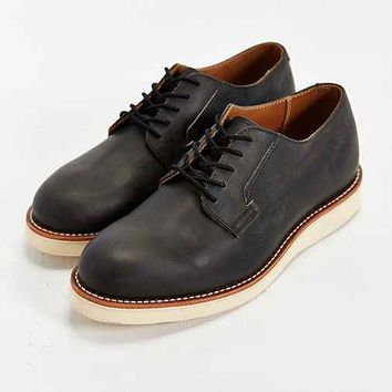 Red Wing Postman Oxford Shoe- Black