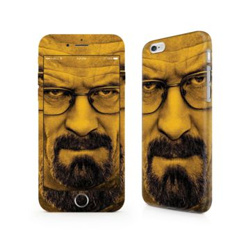 Breaking Bad Heisenberg iPhone 6/6 Plus Skin