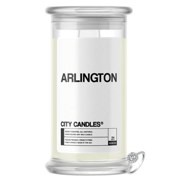 Arlington | City Candle®