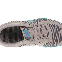 Nike Free 5.0 V4 Medium Orewood Brown/Iron Ore/Atomic Violet/Diffused Jade - Zappos.com Free Shipping BOTH Ways