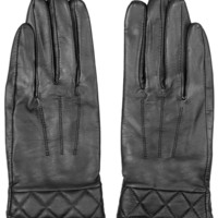 Leather Gloves - Topshop