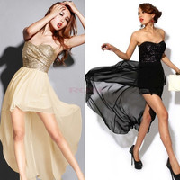 Chiffon Evening Prom Ball Gown Party Cocktail Women Dresses Wedding Homecoming 19679 Vestidos = 1745376068