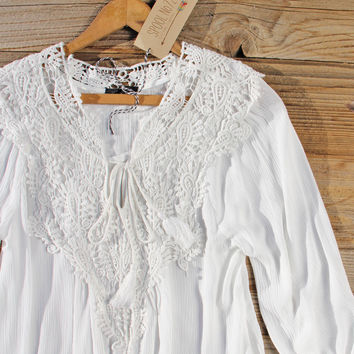 Moon Rise Lace Top