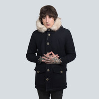 Snow Parka (Navy)