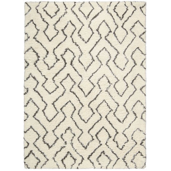 Mercury Row Dante Ivory Area Rug & Reviews | Wayfair